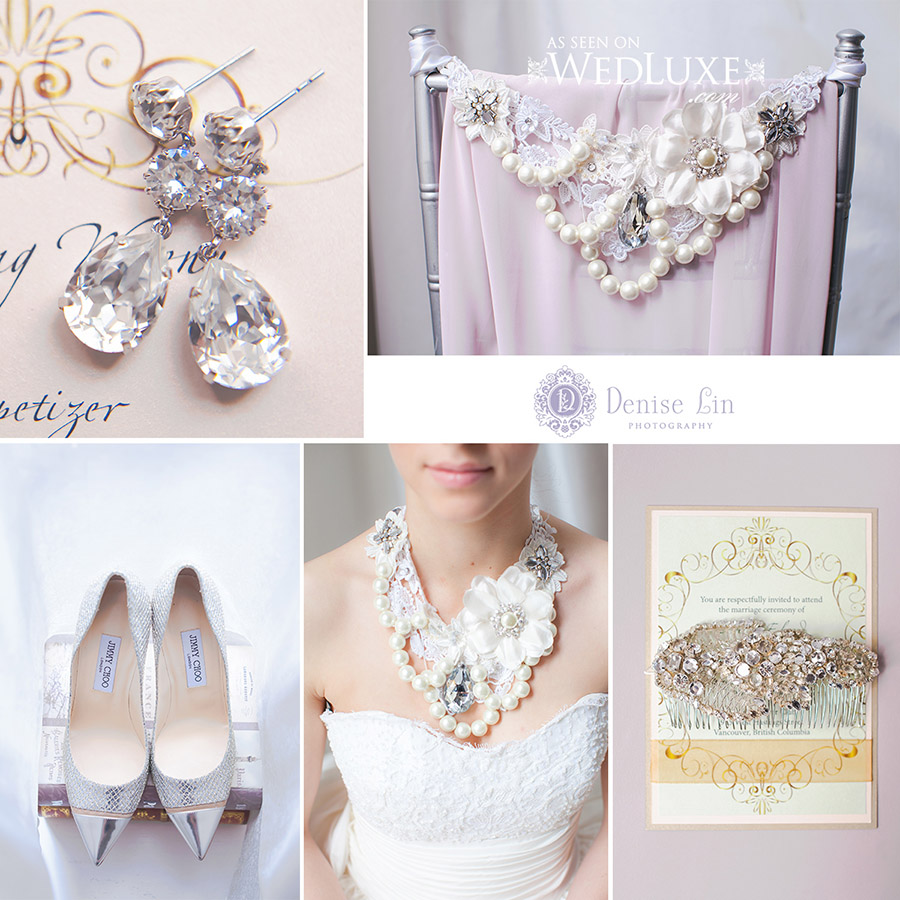 Parisian-inspired Shoot Feature On Wedluxe.com » Denise